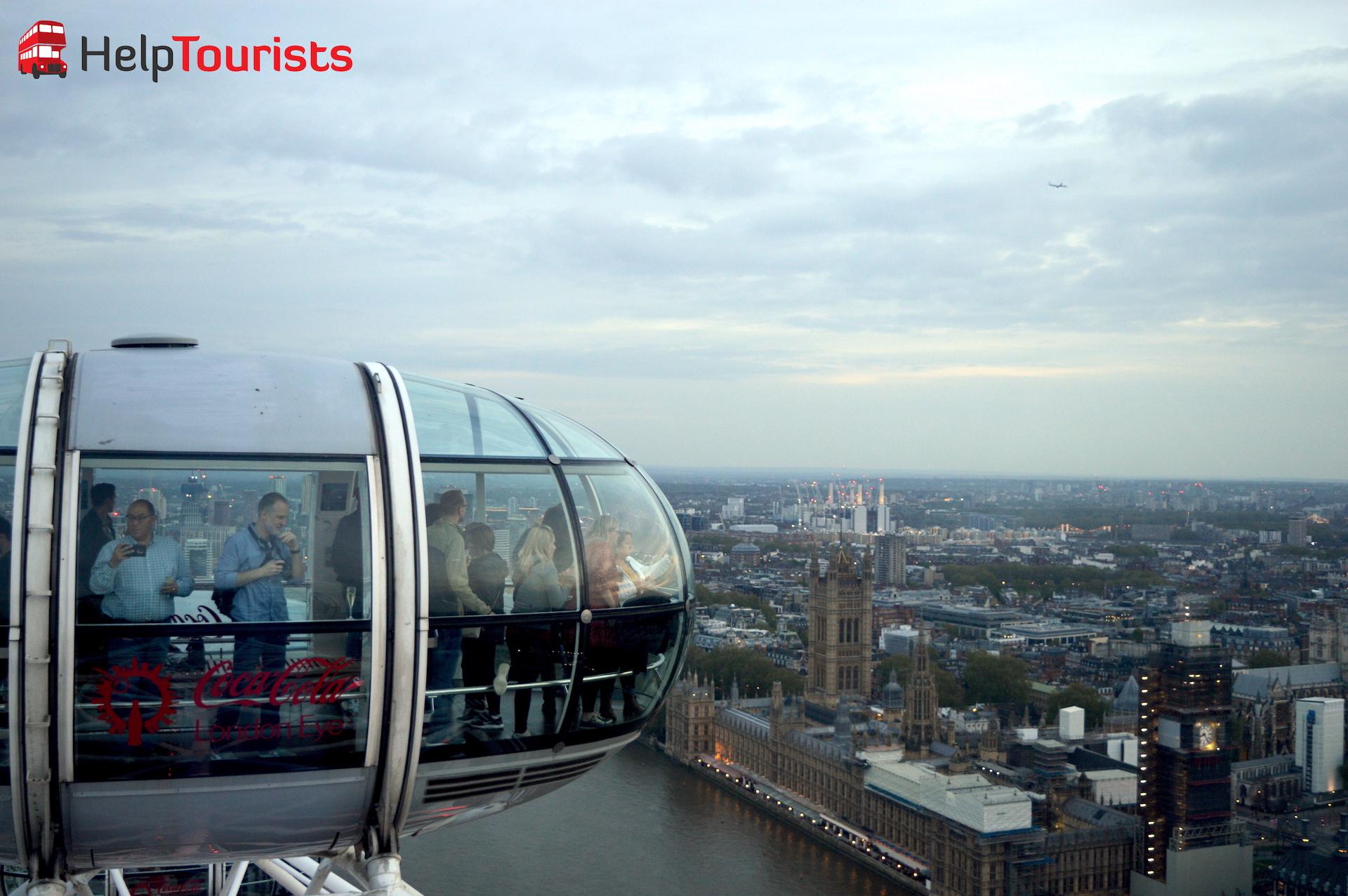 London Eye Tickets online kaufen