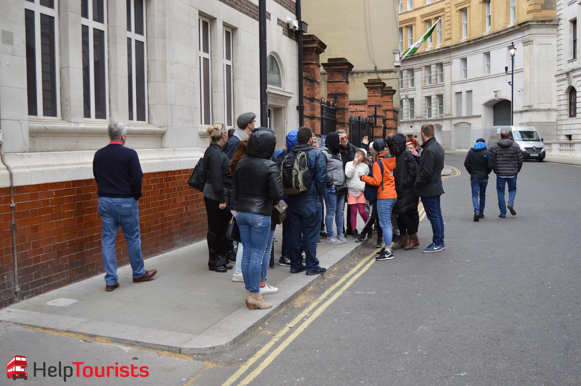 Deutsche Stadtführung durch London