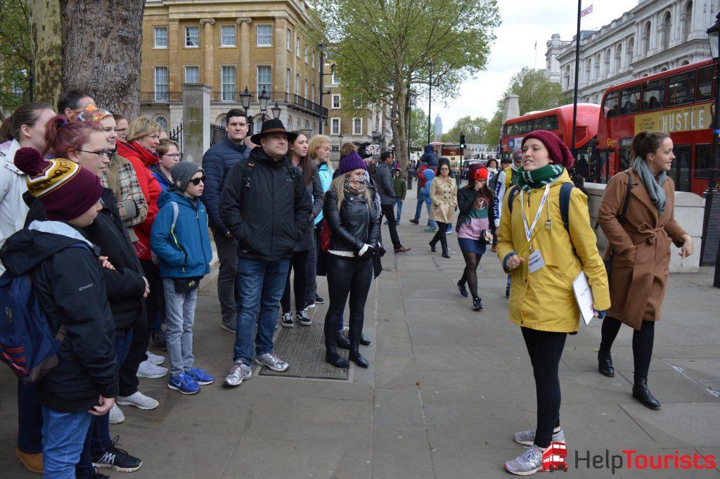 Harry Potter Stadtführung in London