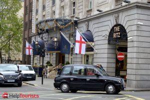 Hotel Ritz in London