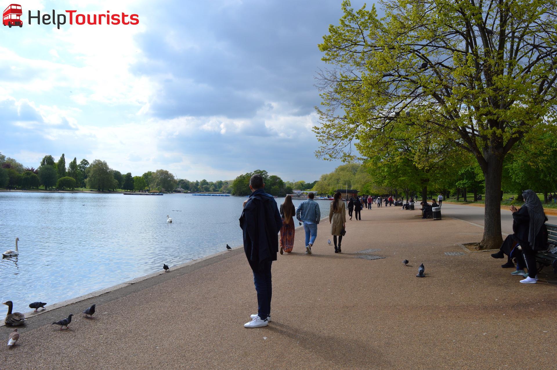 Hyde Park London besuchen