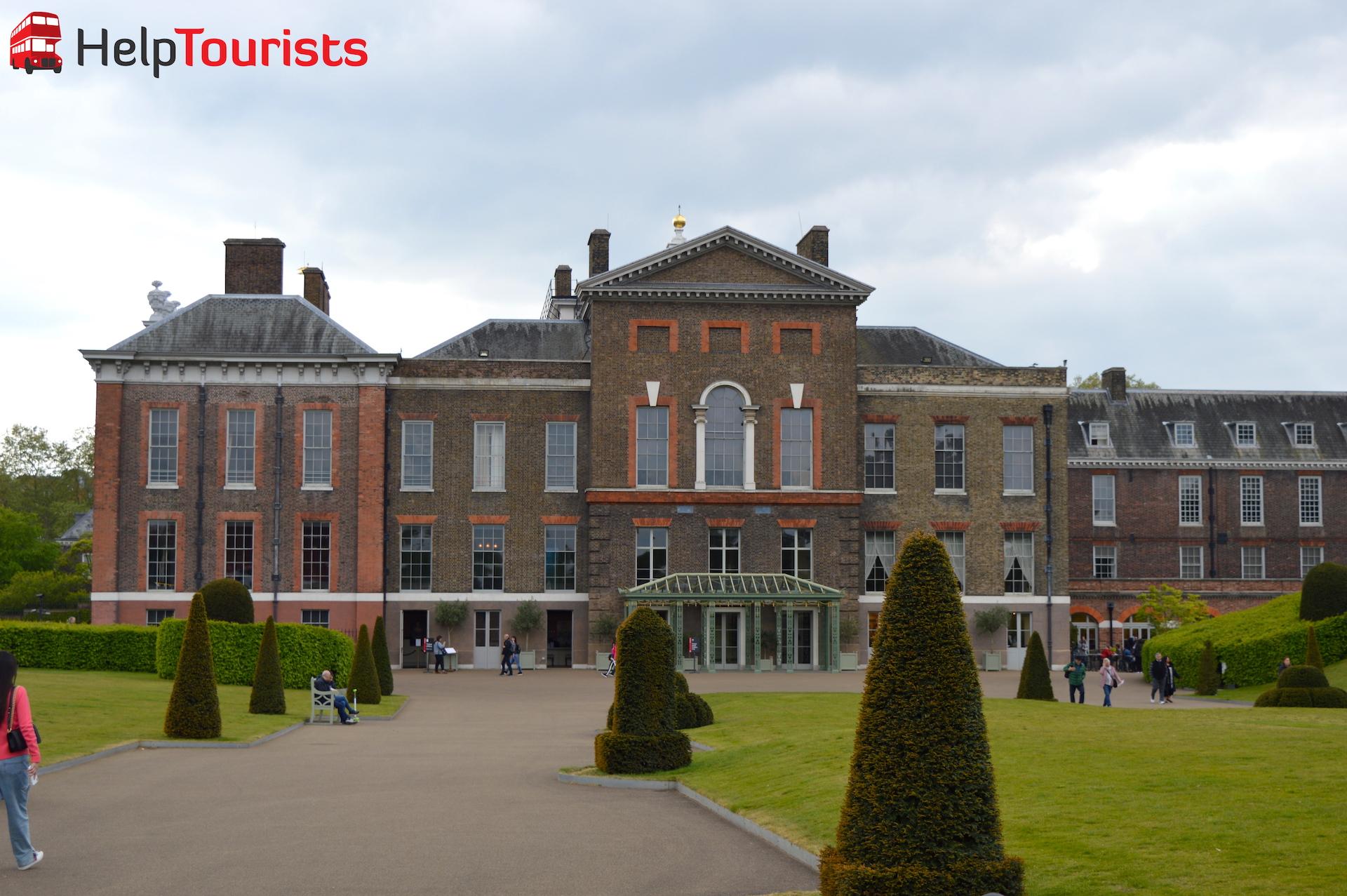 Kensington Palace London Hyde Park