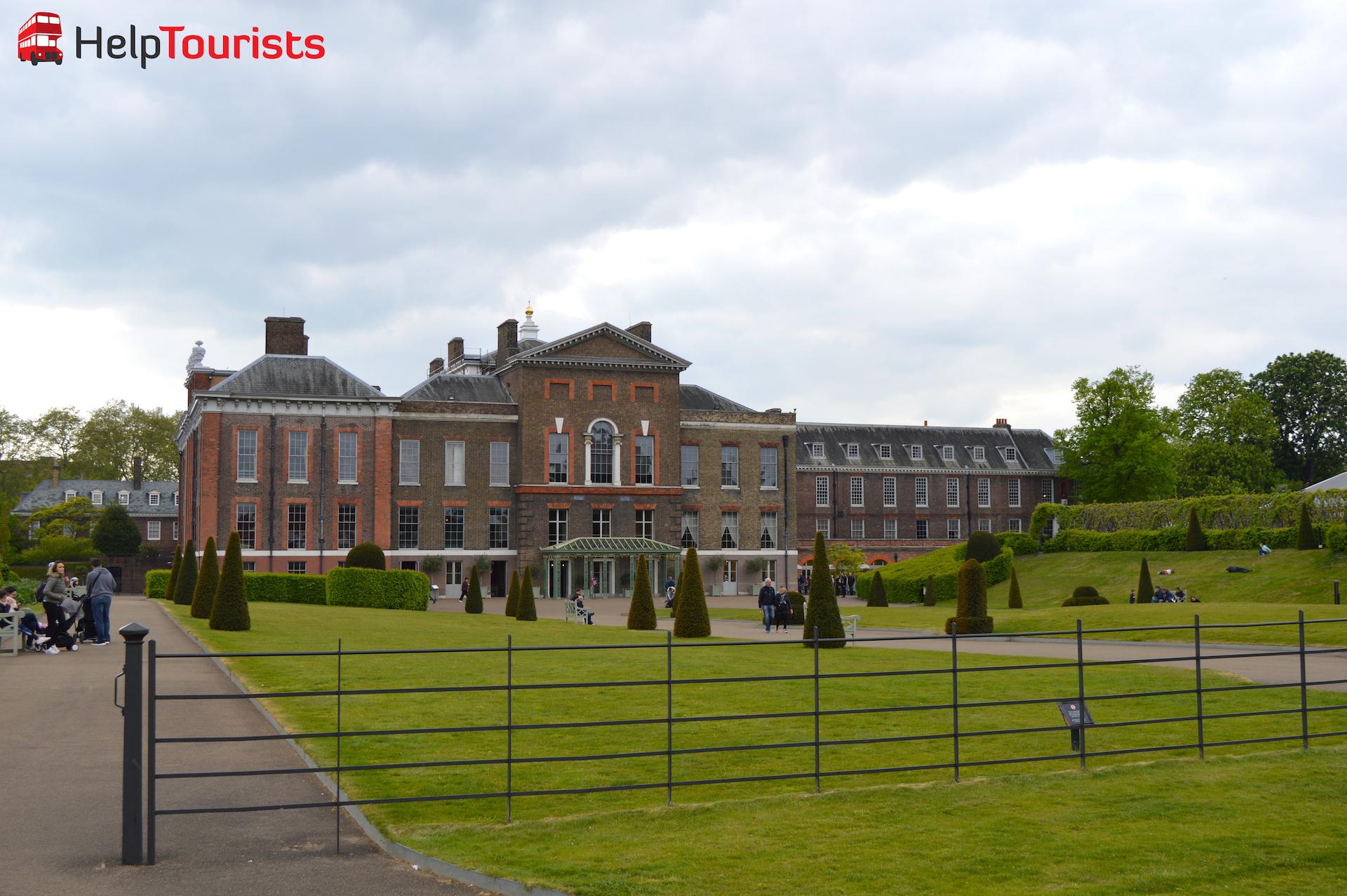 Kensington Palast in London