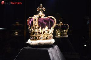 Kronjuwelen im Tower of London