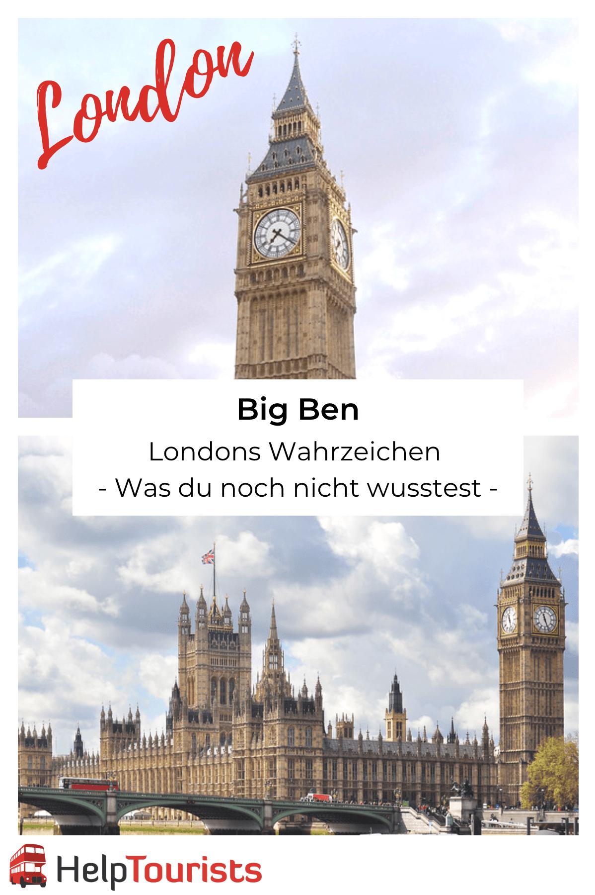 London Big Ben besuchen