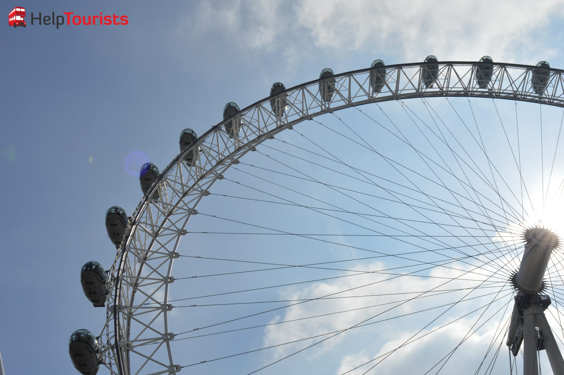 London Eye Tickets online kaufen