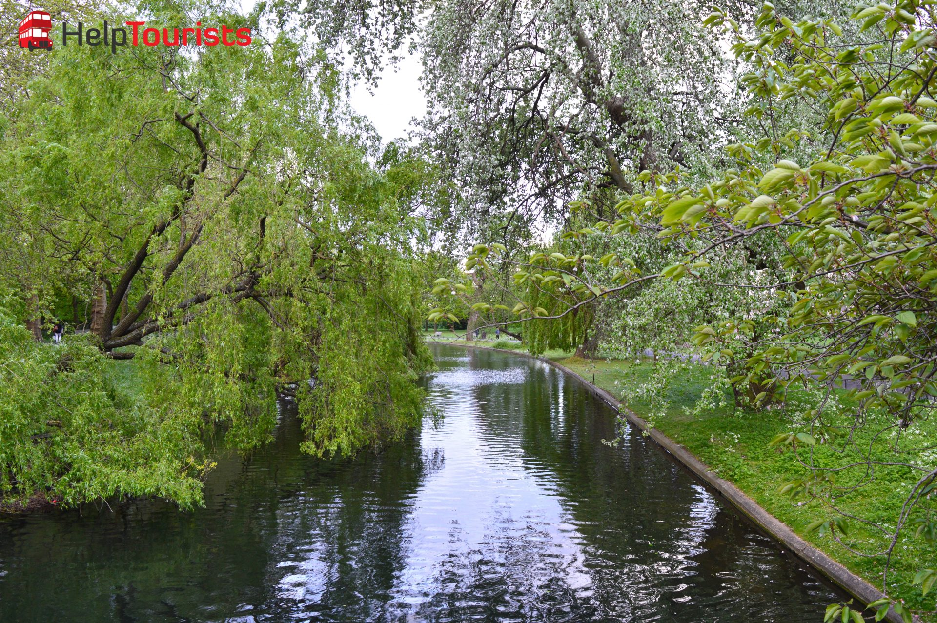London Regent's Park Kanal