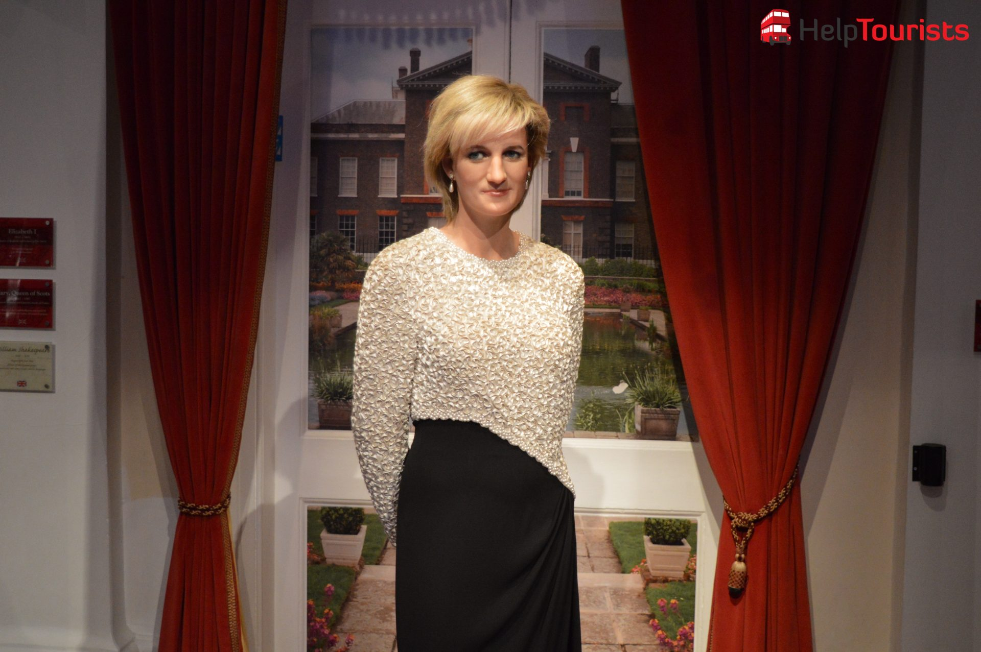 Madame Tussaud's London Prinzessin DianaMadame Tussaud's London Prinzessin Diana
