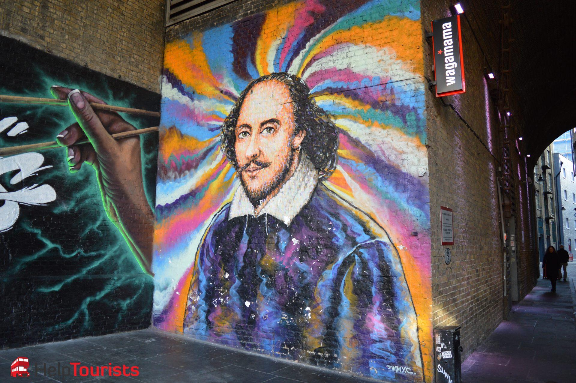 Street Art London Southwark