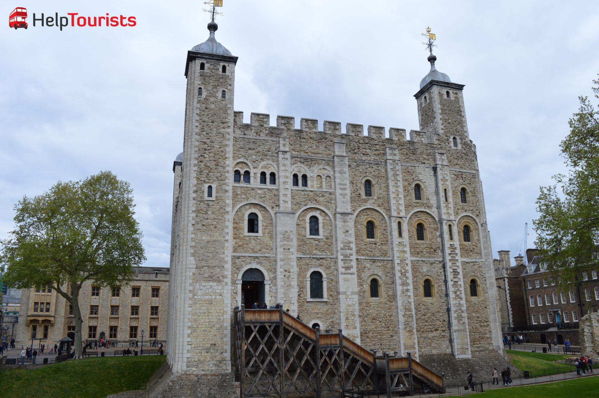 Tower of London Hauptturm