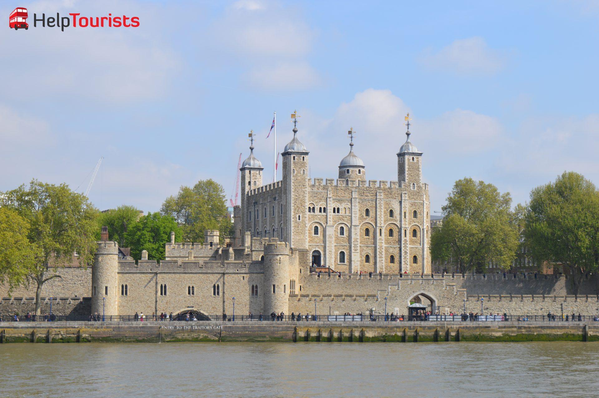 Tower of London Tickets online kaufen