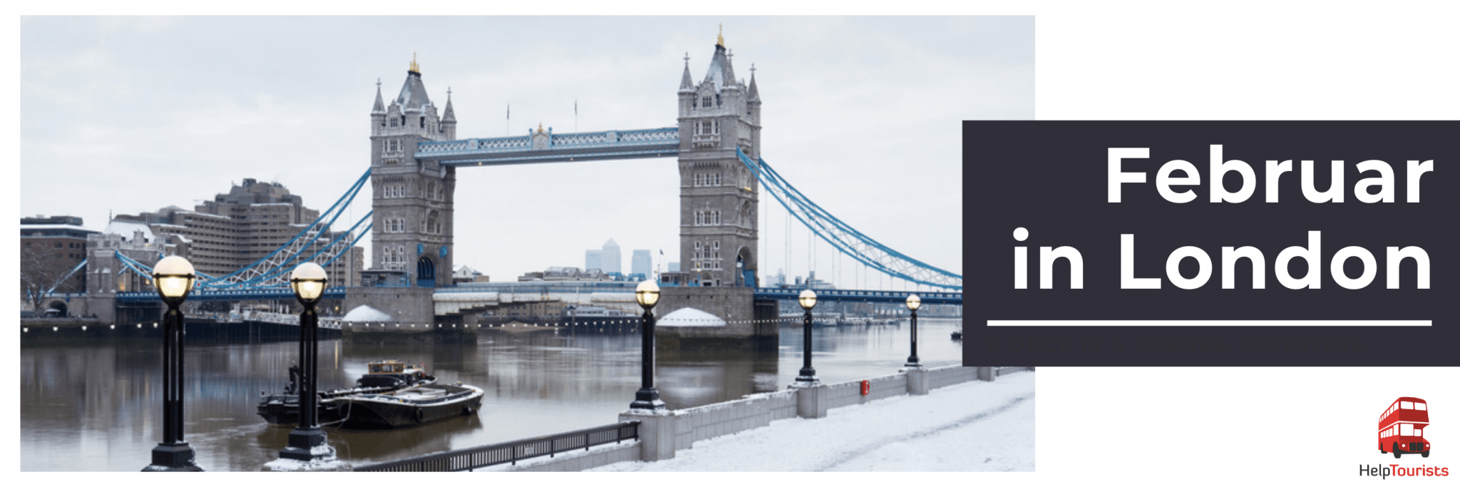 Veranstaltungen im Februar in London