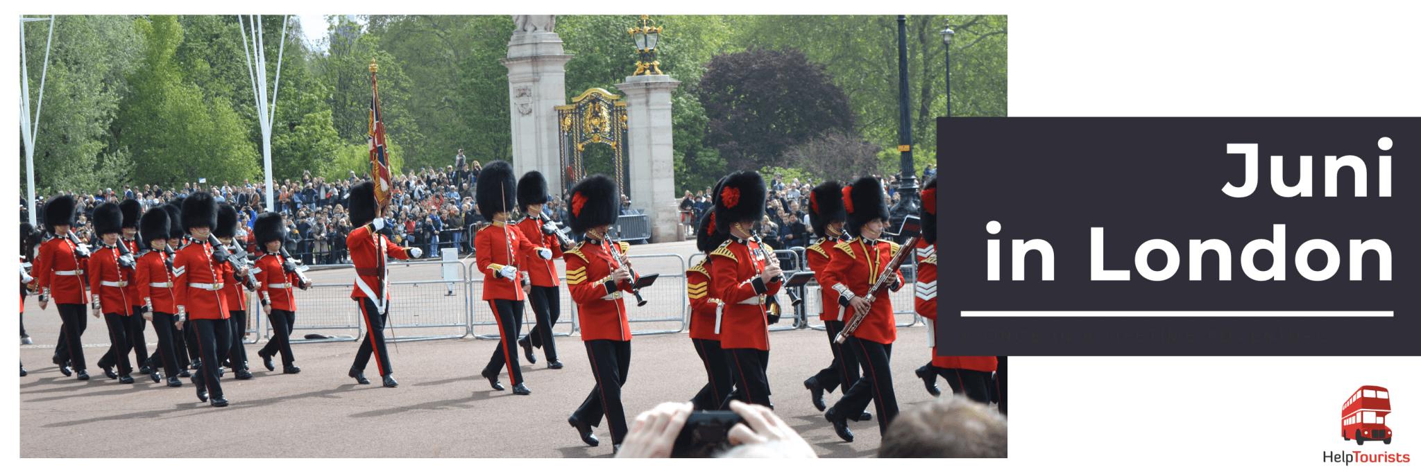 Veranstaltungen im Juni in London