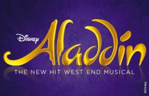 Aladdin Musical London Tickets