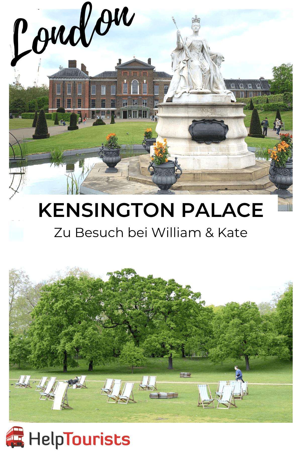 Kensington Palace London besuchen