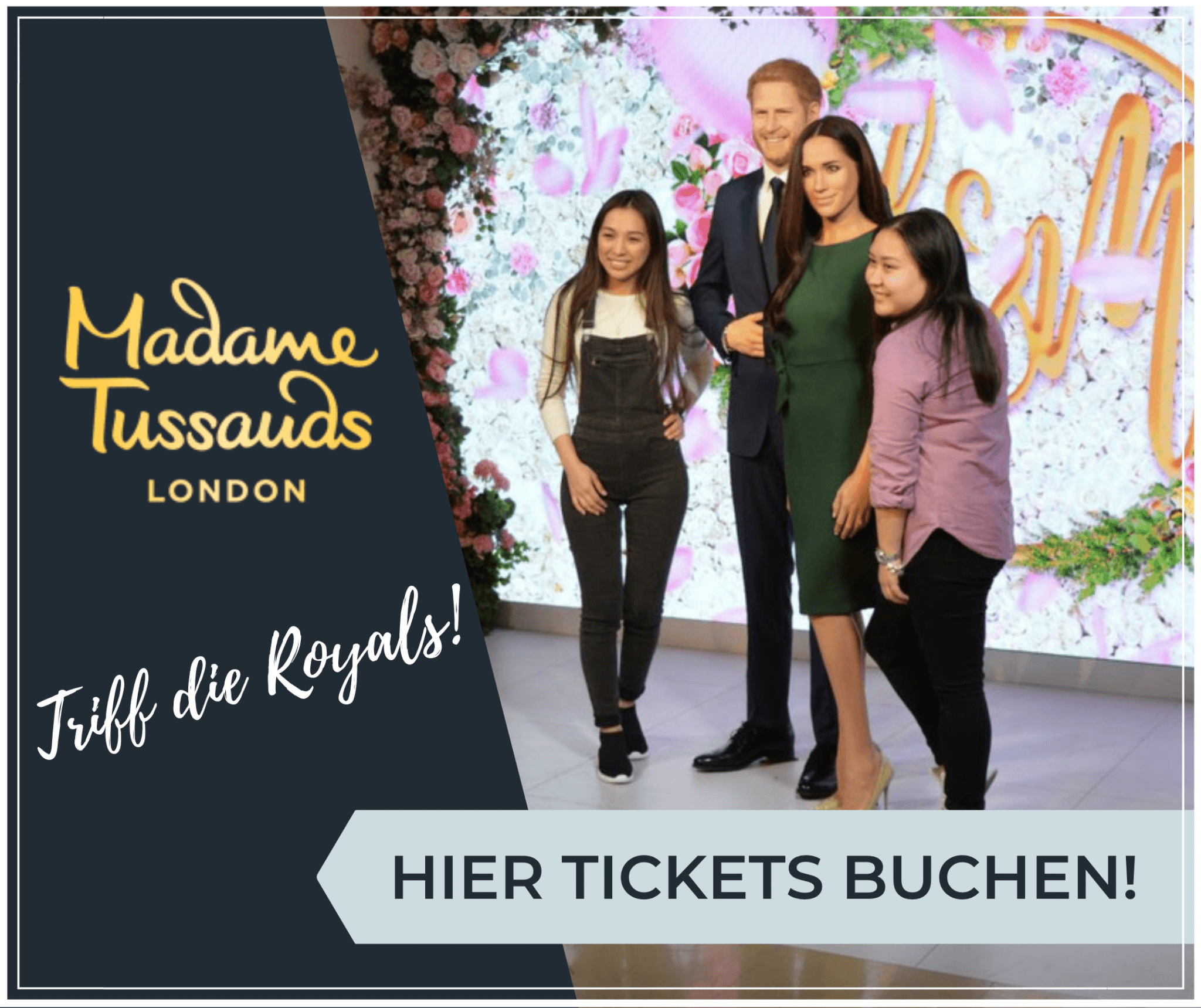 Madame Tussaud's London Tickets buchen