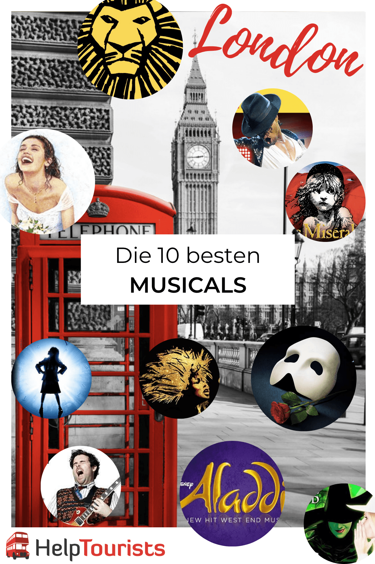 Musicals in London