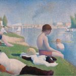 Seurat National Gallery London