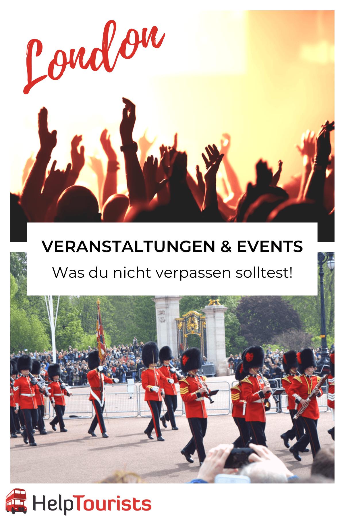 Veranstaltungen und Events in London