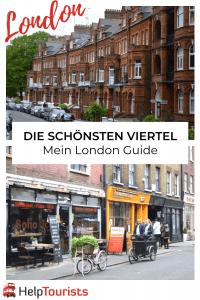 Die schönsten Viertel in London