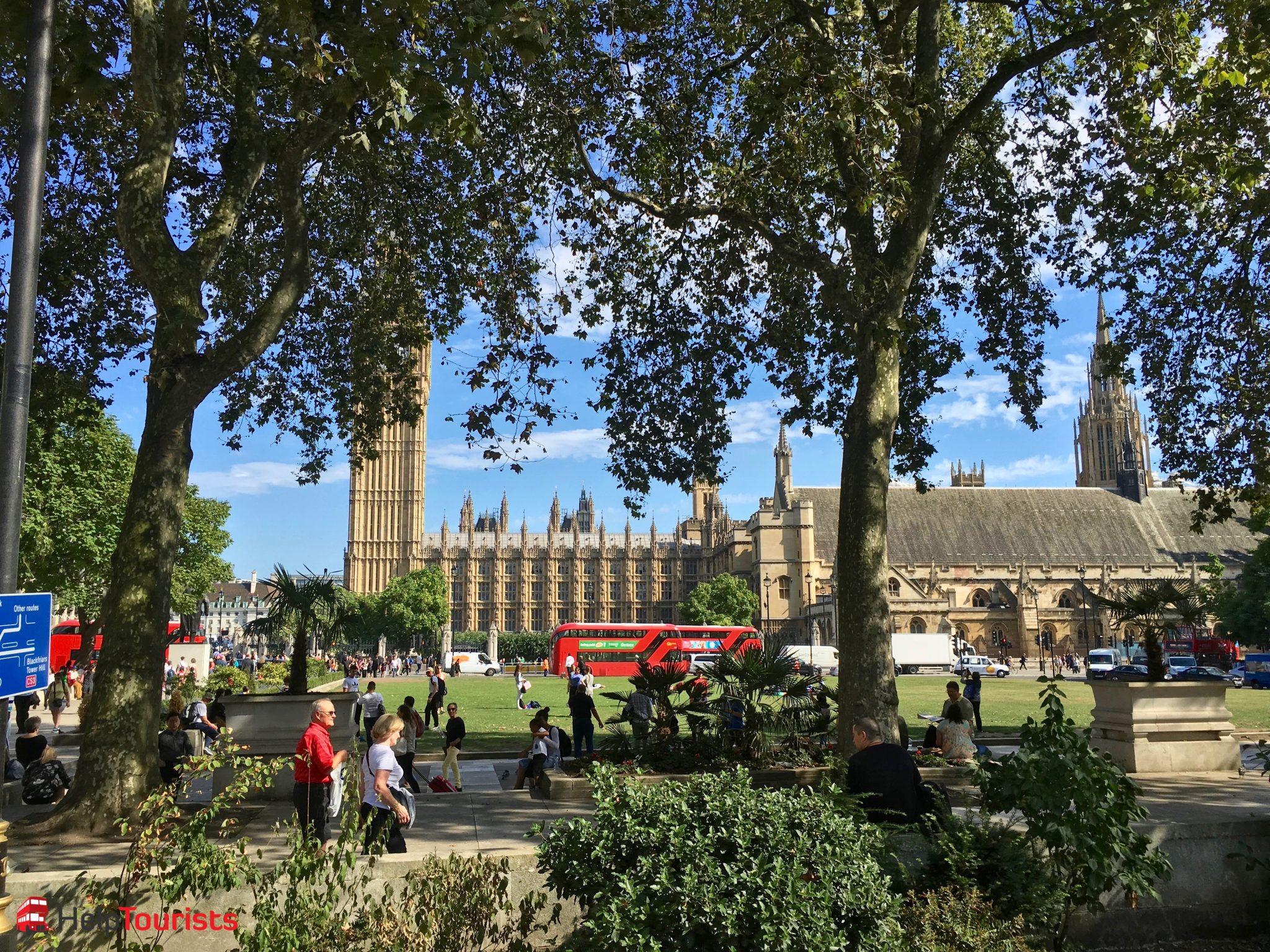 London Big Ben versteckt