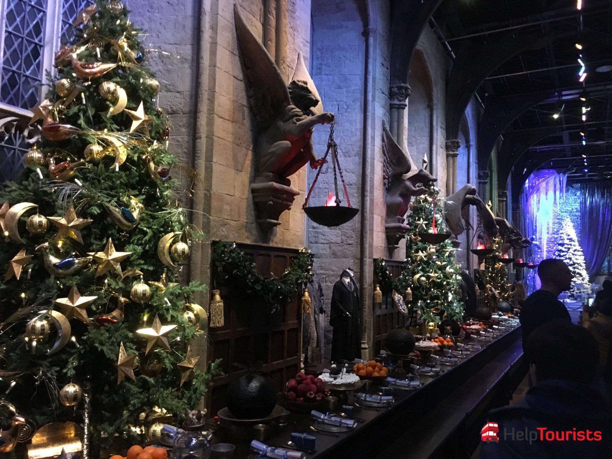 London - Herbst - Harry Potter Tour2