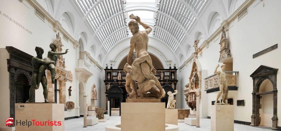 London kostenlos Victoria & Albert museum